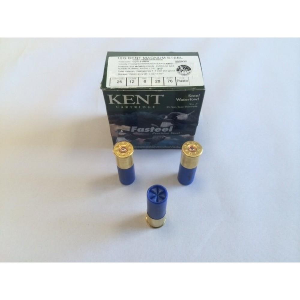 Kent Fast Steel 12/76 28 gr. Magnum