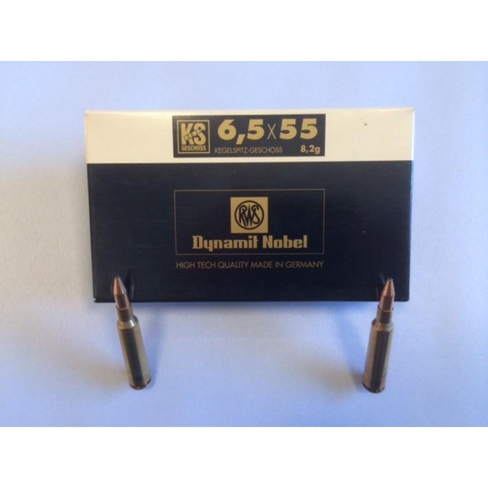 RWS Jagt-ammunition