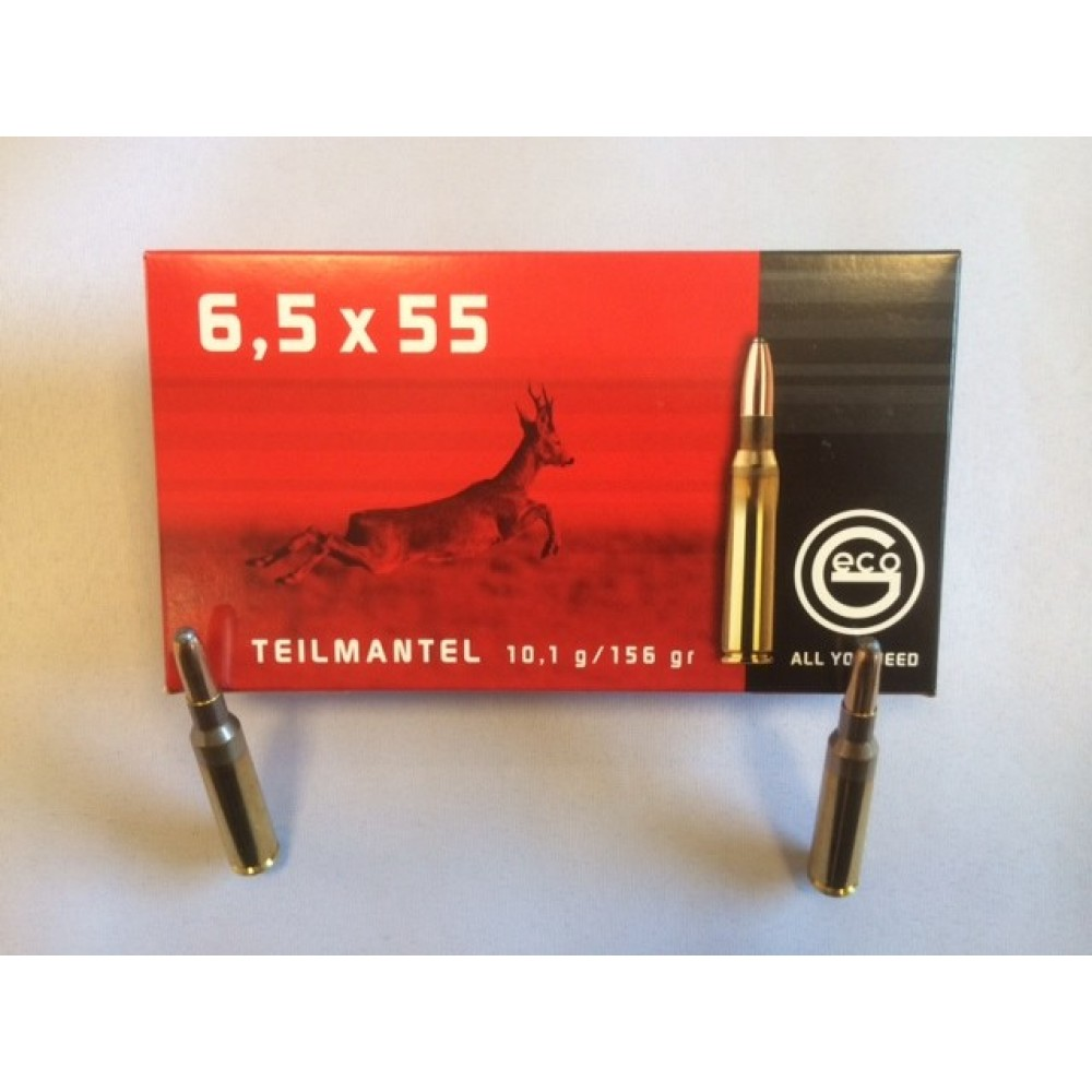 Geco Teilmantel 6,5x55