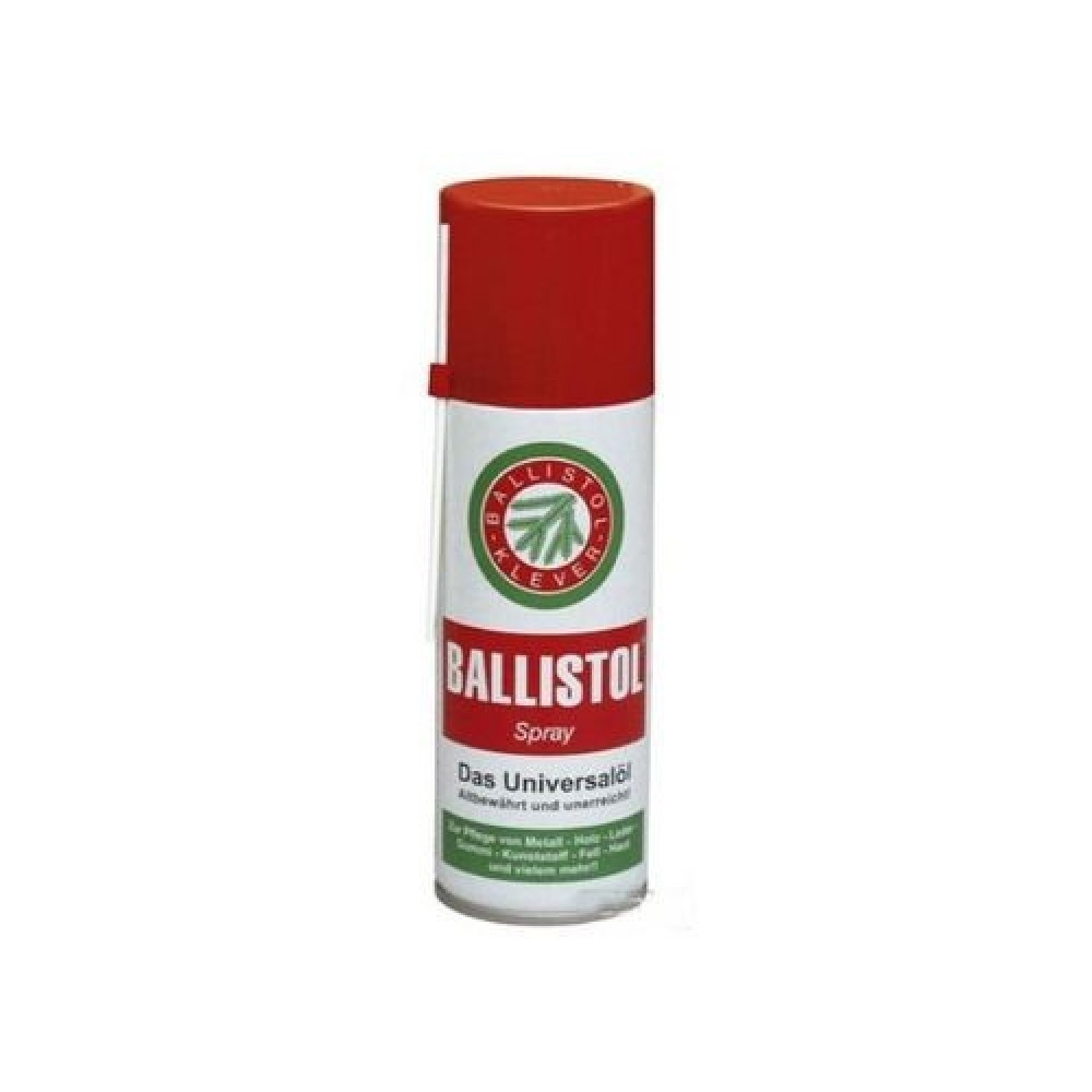 Ballistol Våbenolie Spray 200 ml