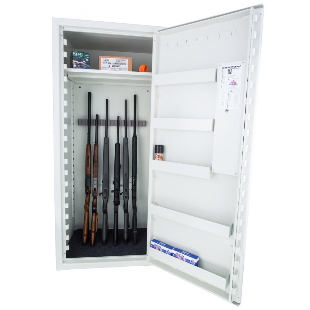 SP 99 Våbenskab til 16 Våben (FRAGTFRIT LEVERET)