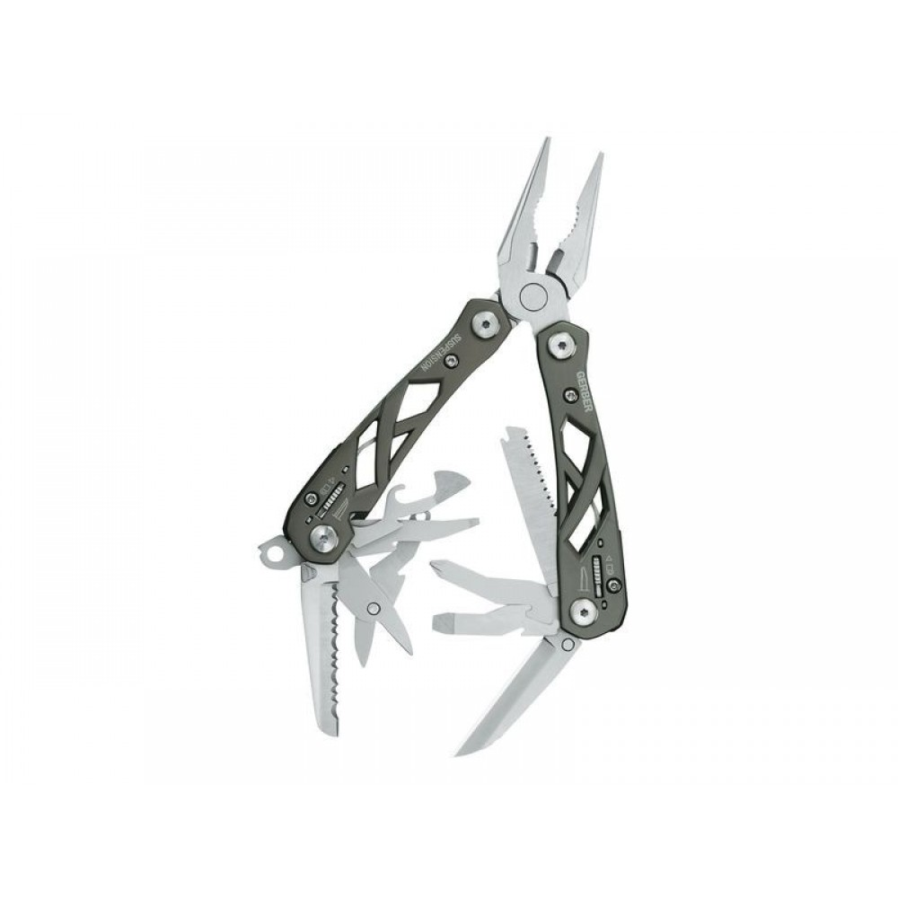 Gerber Tool Suspension