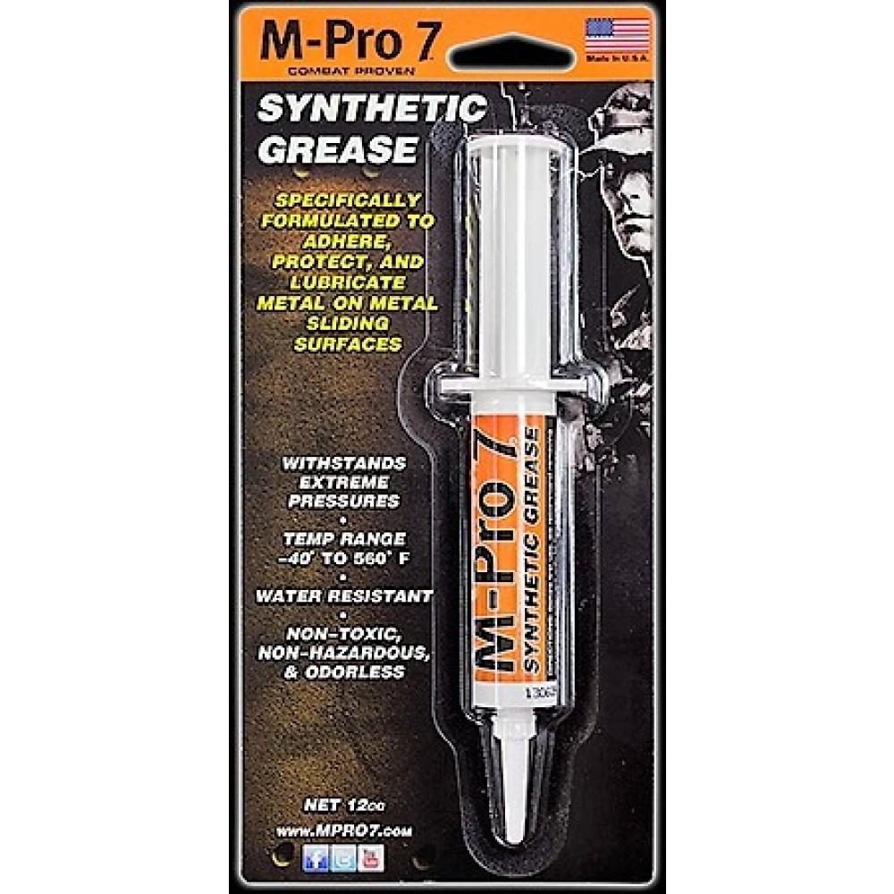 M-Pro 7 Syntetisk Våbenfedt 12 ml.