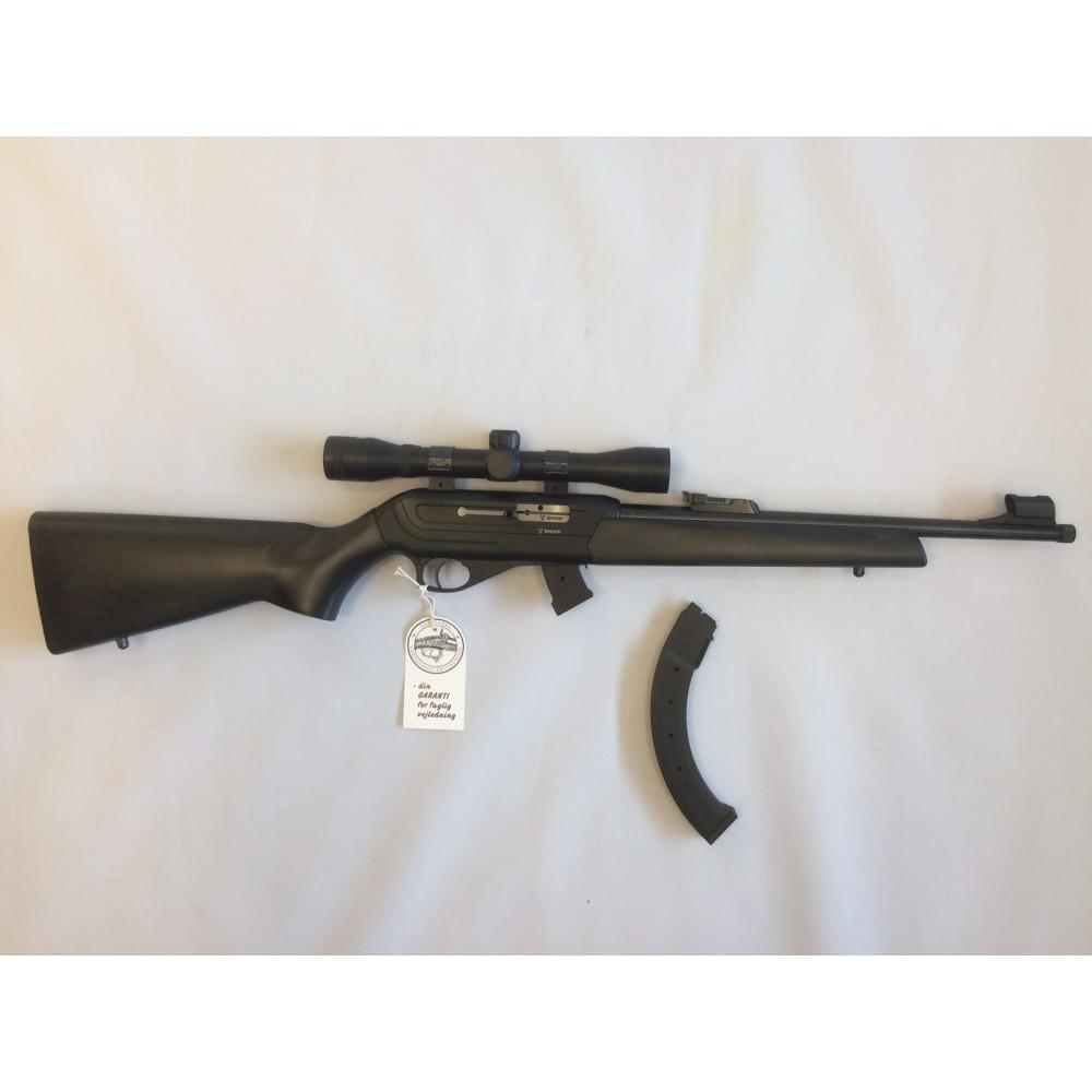 Ny CZ 512 Carbine .22 lr m/kikkert og xtra 25 skuds magasin
