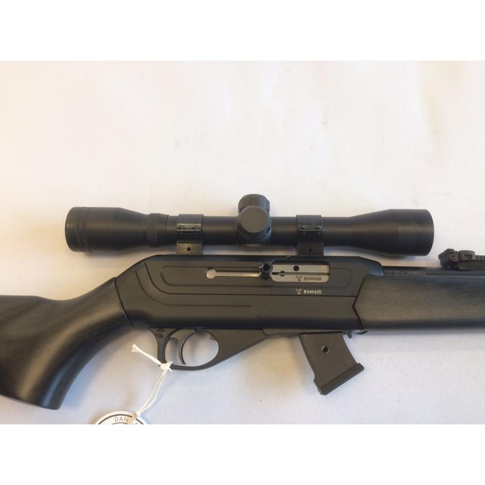 Ny CZ 512 Carbine .22 lr m/kikkert og xtra 25 skuds magasin-00
