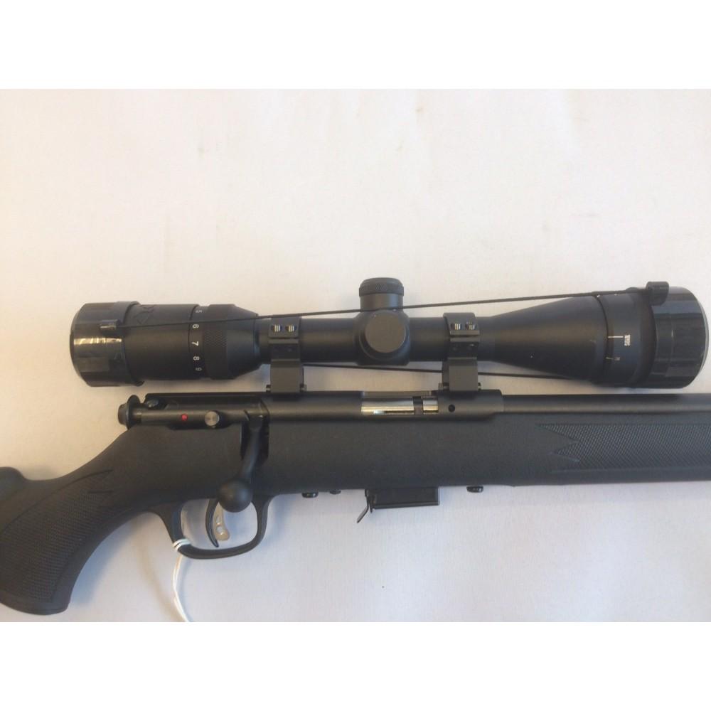 Ny Savage 93 .17 HMR m/kikkert og lyddæmper-00