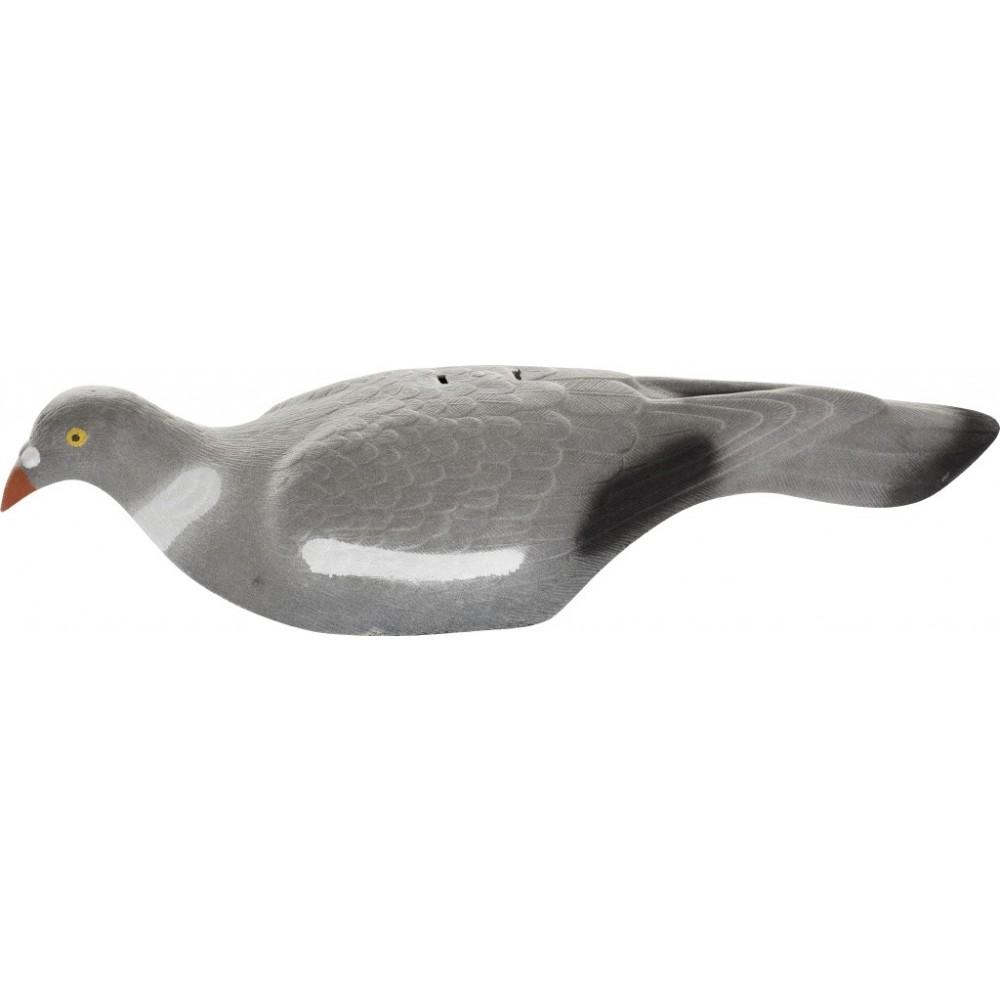 Due-skal m/flock