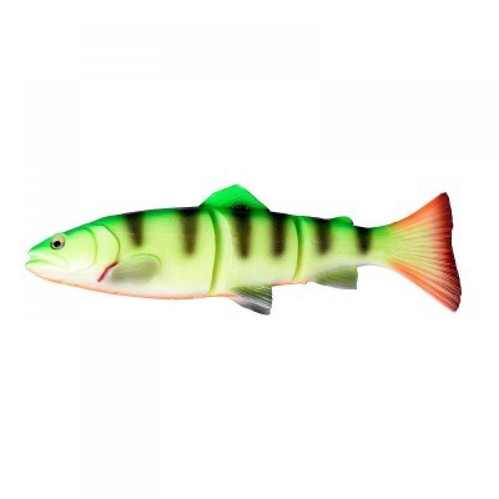 Savage Gear Line Thru Trout 3D Firetiger 15 cm