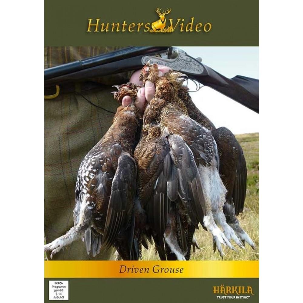 Hunter Video Grousejagt (Driven Grouse) - DVD