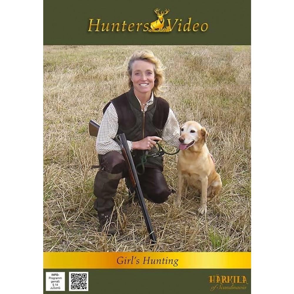 Hunters Video Piger på jagt (Girls Hunting) - DVD
