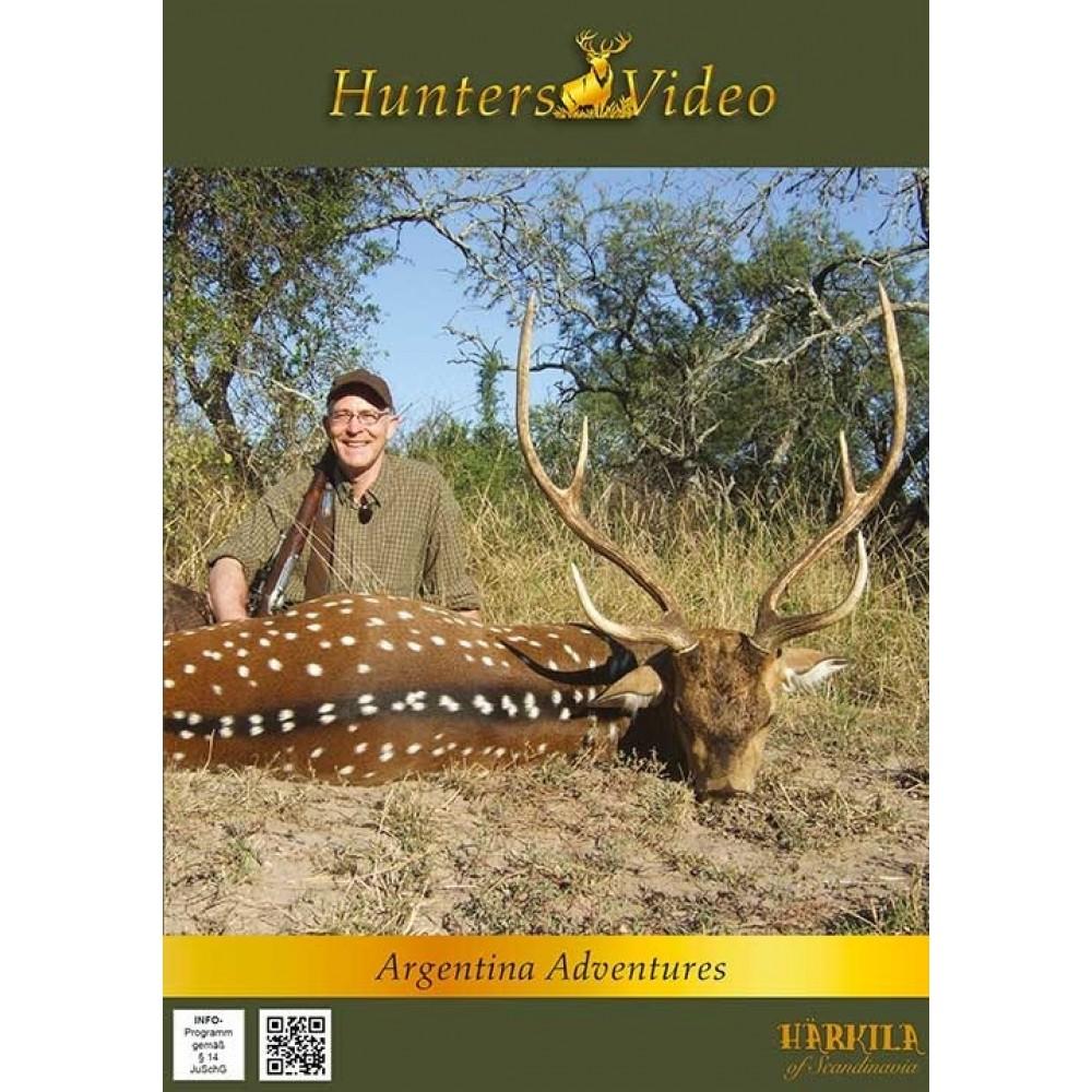 Hunter Video Argentina Eventyr (Argentina Adventures) - DVD