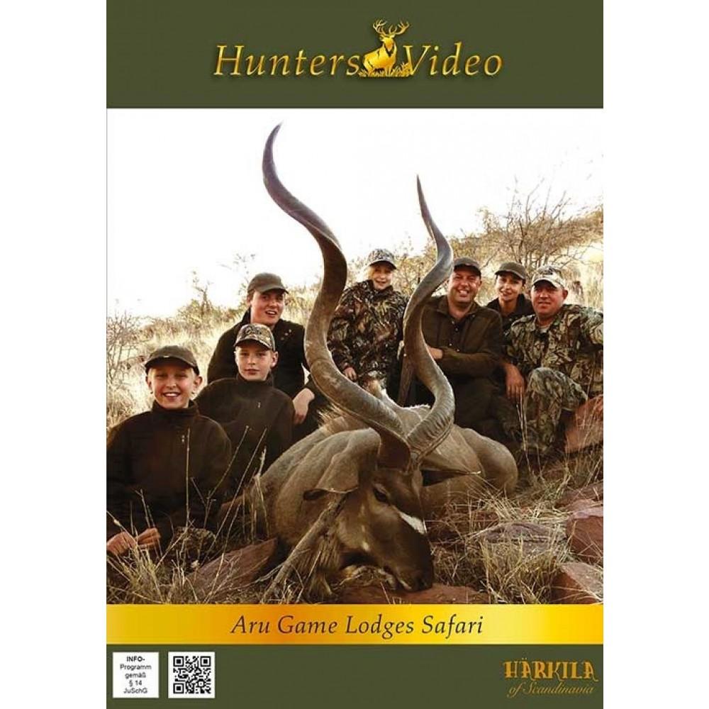 Hunter Video Aru Game Lodges Safari - DVD