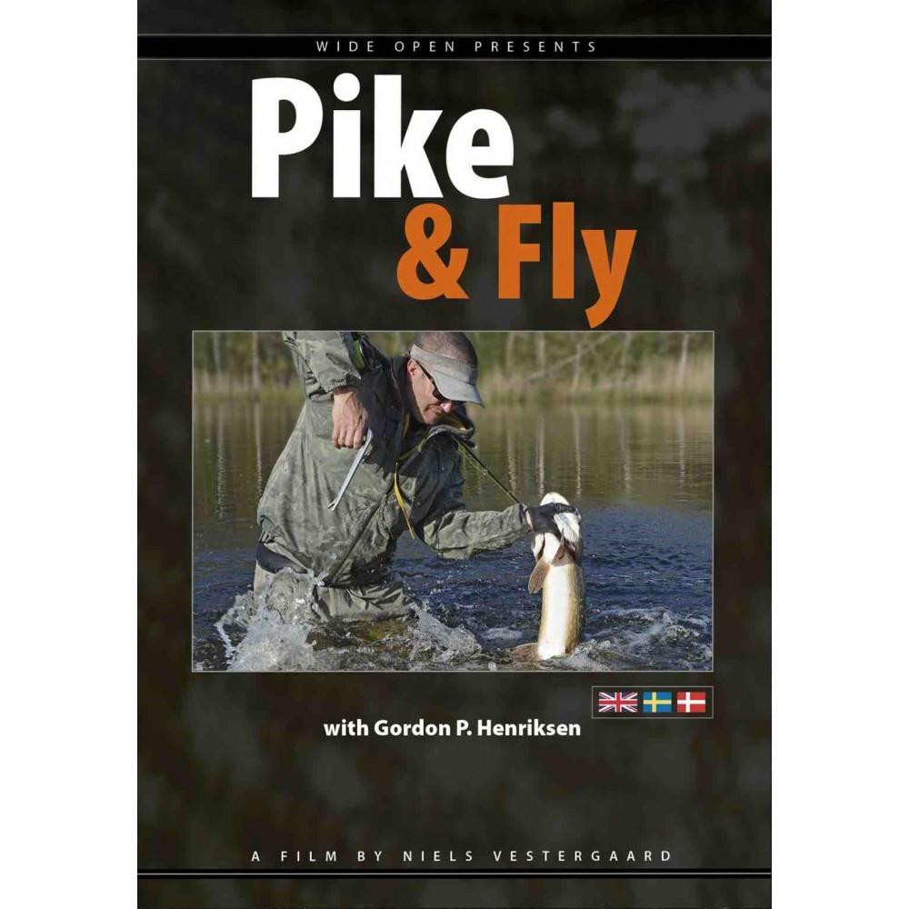 Wide Open - Geddefiskeri Pike & Fly - DVD