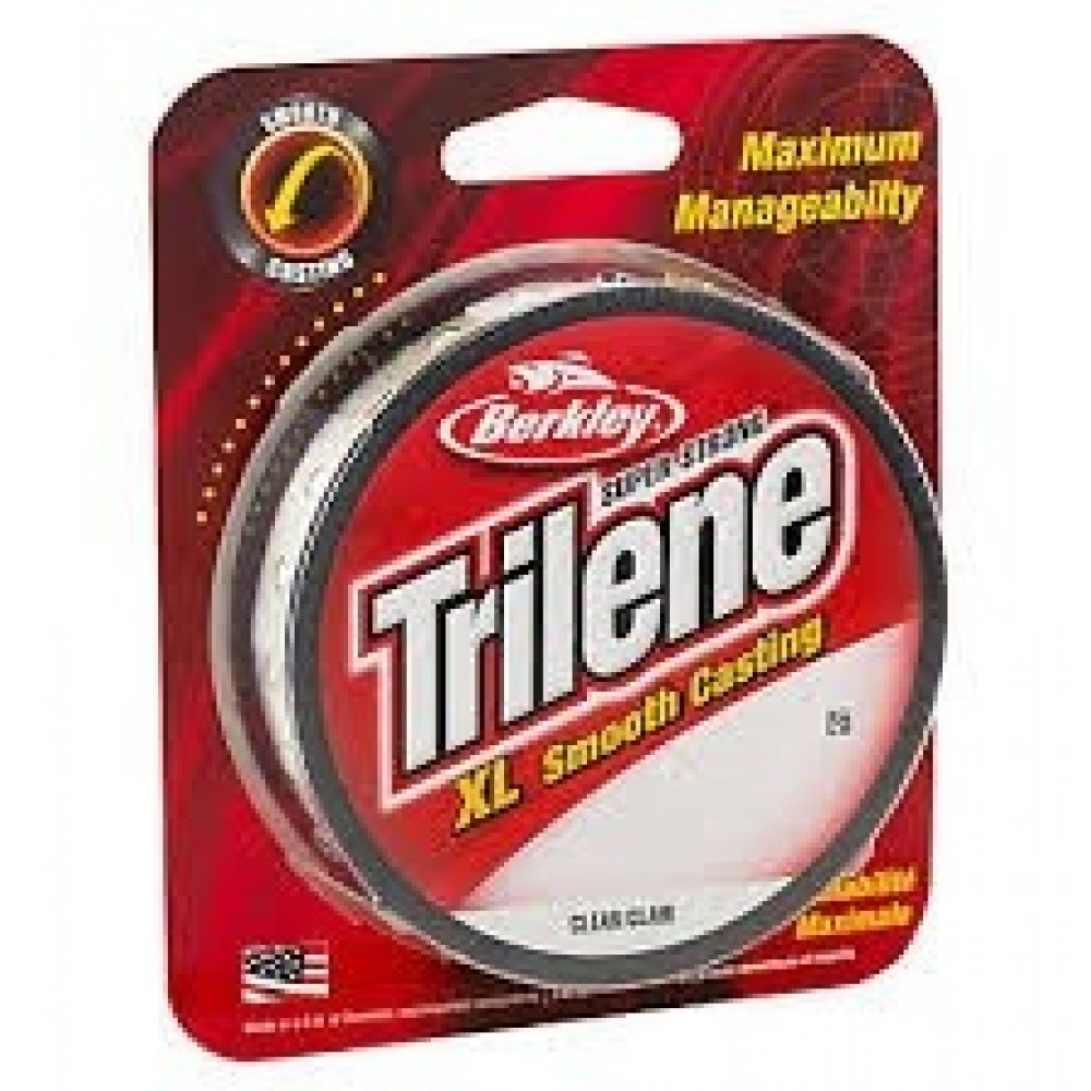 Berkley - Trilene Smooth Casting - Clear 0,22 mm 5,098 kg 270m fiskeline