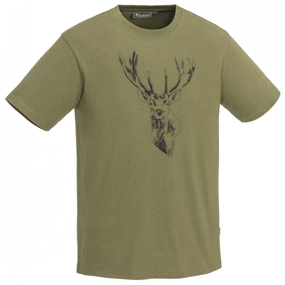 Pinewood Red Deer T-Shirt