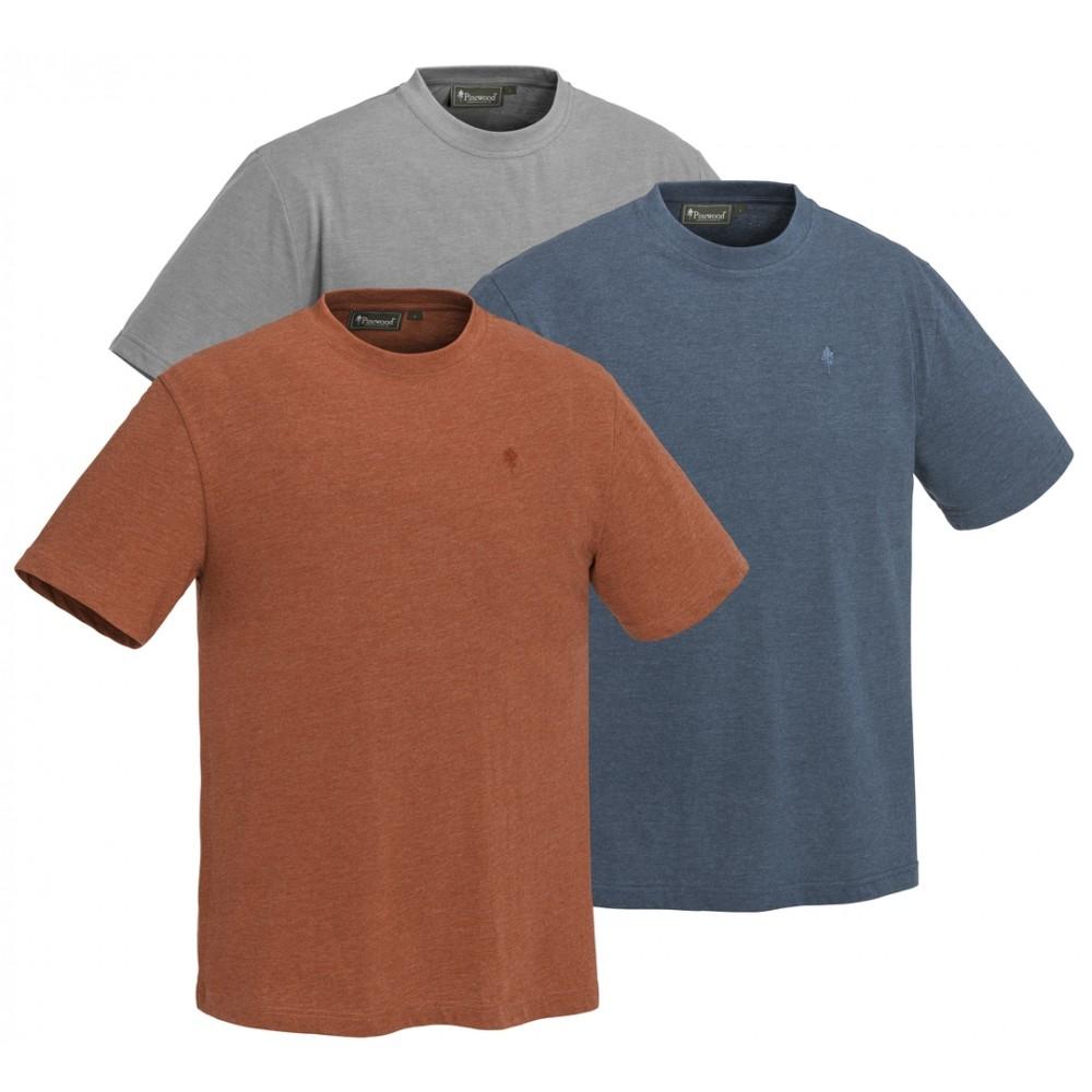 Pinewood T-Shirt 3-Pak