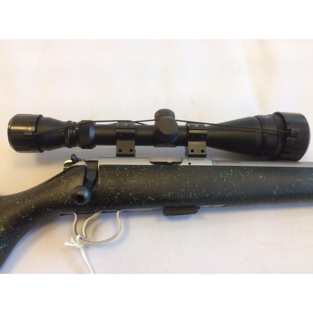 Ny CZ 455 .22 lr. Stainless m/kikkert-00