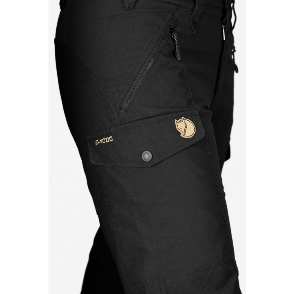 DAME Fjällräven Nikka Trousers Regular-00