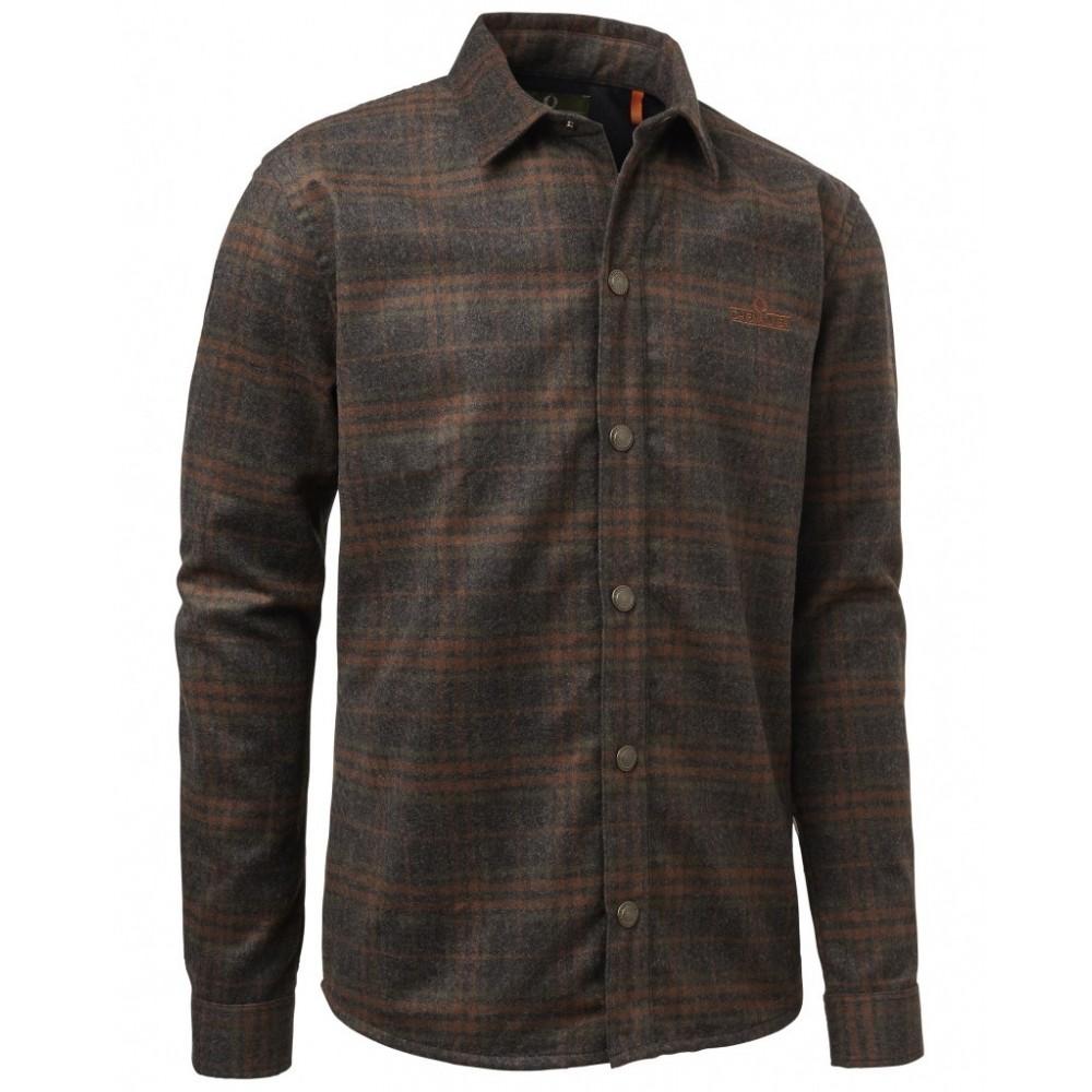 Chevalier Shegra Woolmix Shirt LS