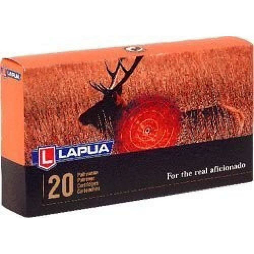 Lapua Naturalis 6,5x55 - 9,1 gram