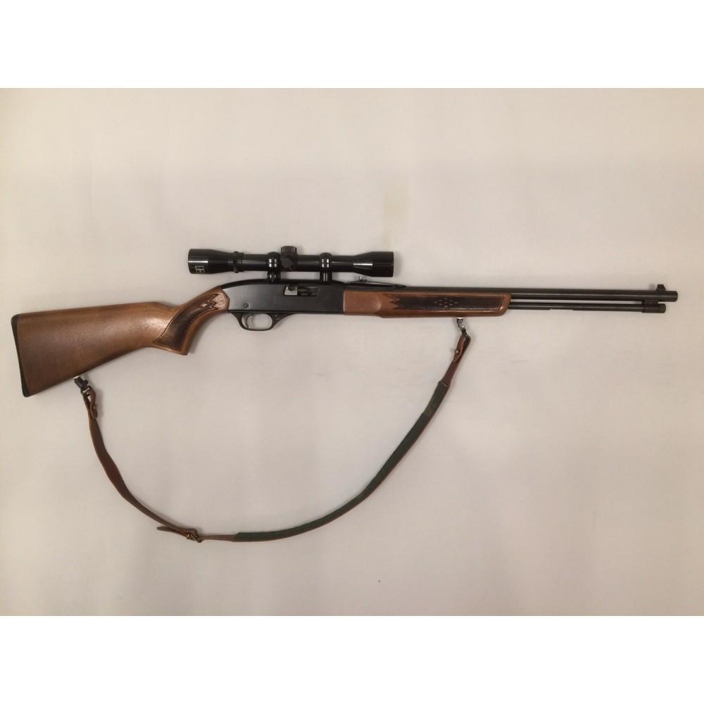 Brugt Winchester 190 .22lr Halvautomat