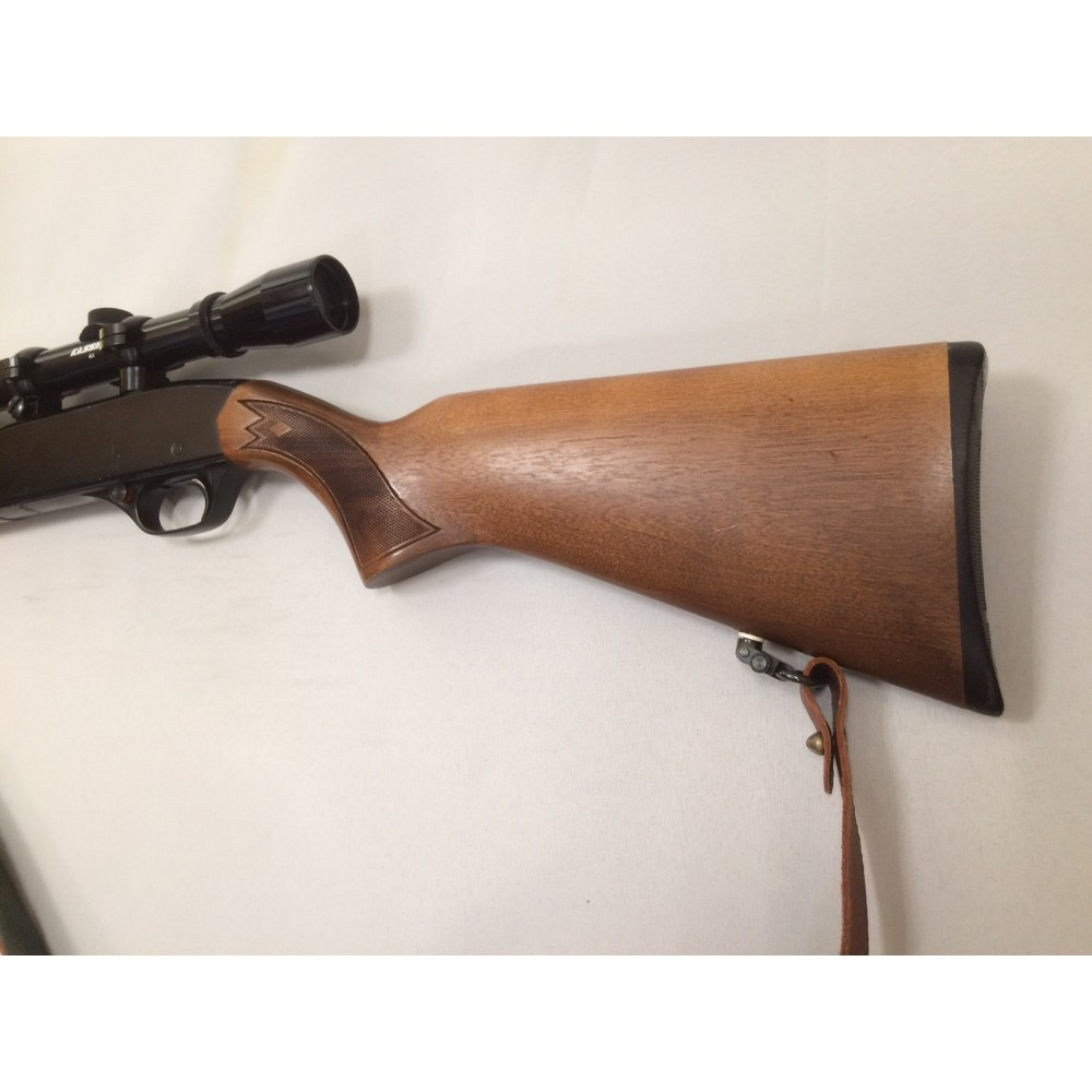 Brugt Winchester 190 .22lr Halvautomat-00