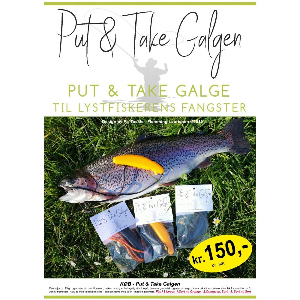 Put & Take Galgen