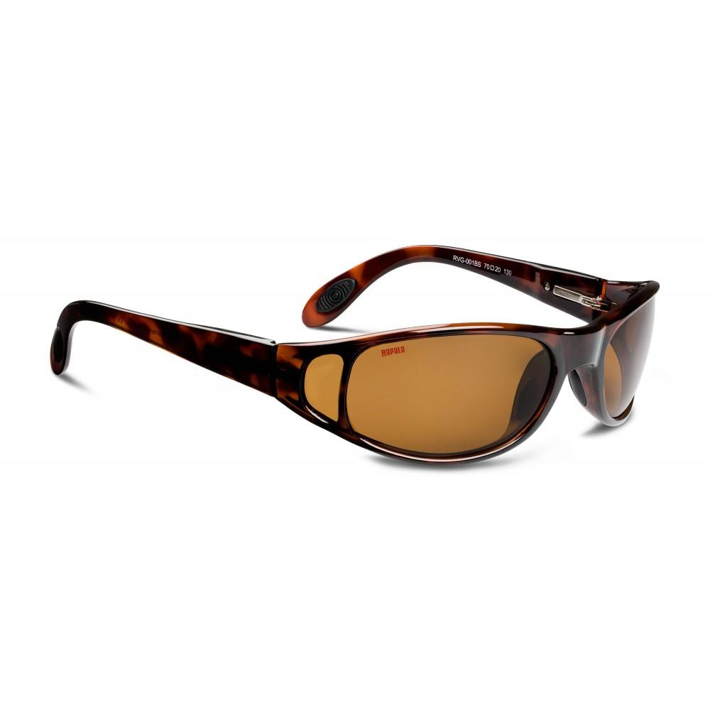 Rapala Sportsman's Solbriller - Brun