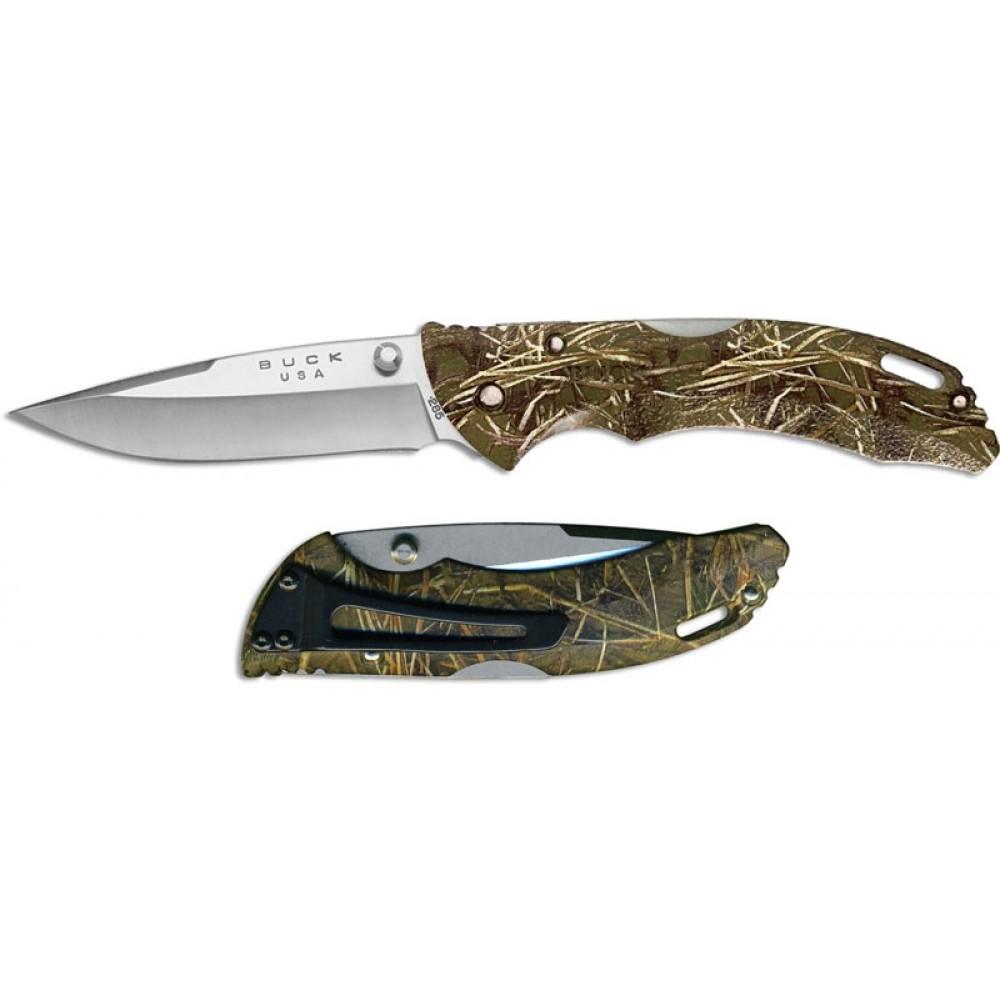 Buck Knives - Bantam Muddy Water Camo