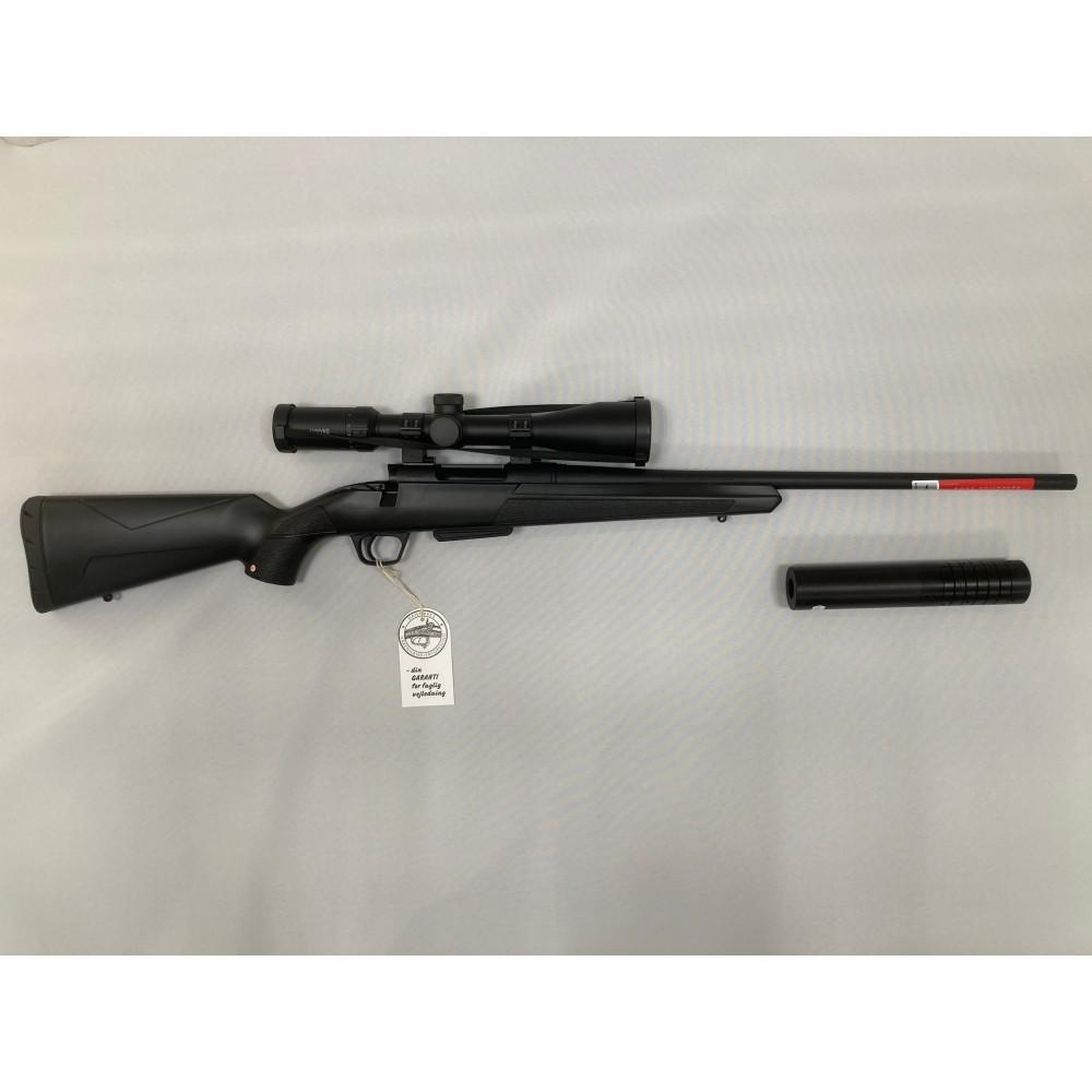 Winchester XPR .308 W m/kikkert og lyddæmper