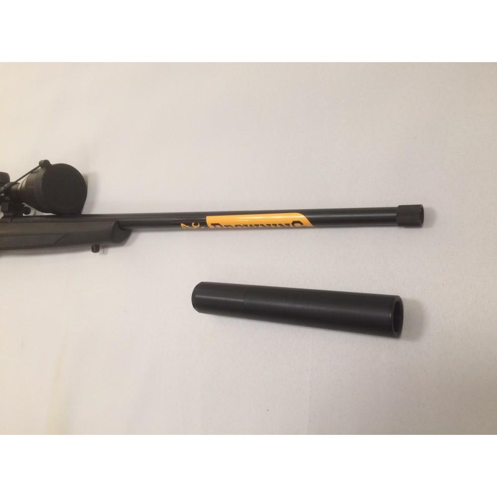 NY Browning T-Bolt Composite .17 HMR m/kikkert og lyddæmper SOLGT-01