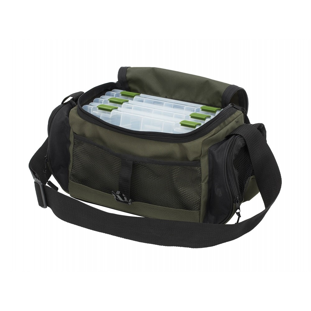 Kinetic Tackle System Bag With Boxes