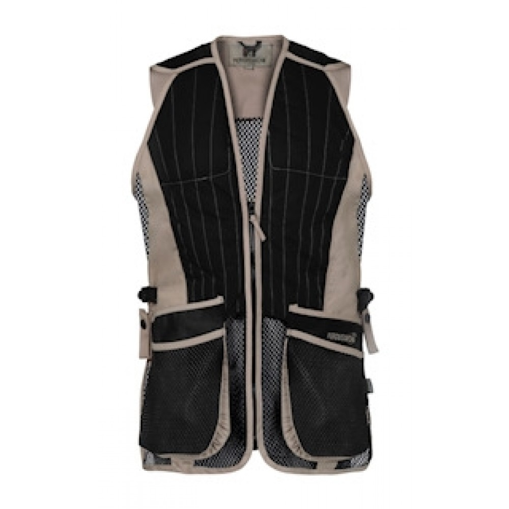Percussion - Skydevest Sand/Sort-3XL (58)