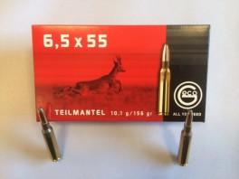 Geco Teilmantel 6,5x55-20