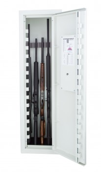 SP 55 Våbenskab til 5 våben m/elektronisk kodelås (FRAGTFRIT LEVERET)-20