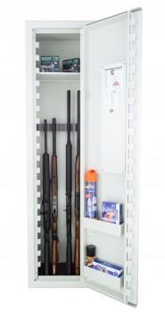 SP 75 Våbenskab til 6 Våben m/elektronisk kodelås (FRAGTFRIT LEVERET)-20