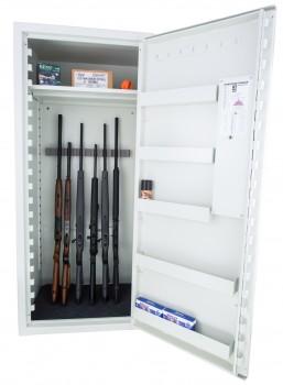 SP 99 Våbenskab til 16 Våben m/elektronisk kodelås (FRAGTFRIT LEVERET)-20