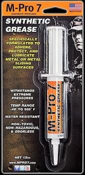 M-Pro 7 Syntetisk Våbenfedt 12 ml.-20