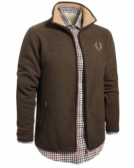 Chevalier Mainstone Fleece Cardigan (HERRE)-20