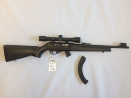 Ny CZ 512 Carbine .22 lr m/kikkert og xtra 25 skuds magasin-20