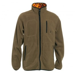 Deerhunter Fleece Jakke Vendbar-20