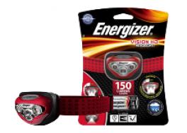 Energizer Pandelampe (headlight) 150 lumens + 3 AAA batterier-20