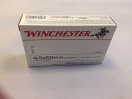 Winchester 6,5x55 9,1 gram (140 Grains)-20