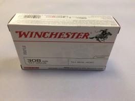 Winchester .308 w. 9,5 gram (147 Grains) UDSOLGT-20