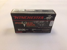 Winchester Power Max Bonded 30.06 11,7 gram (180 Grains)-20