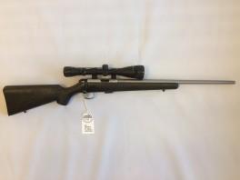 Ny CZ 455 .22 lr. Stainless m/kikkert-20