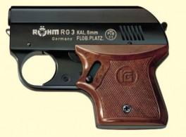 Röhm RG 3 Kaliber 6 mm-20