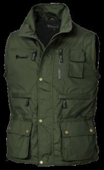 Pinewood Friluftsvest Grøn-20
