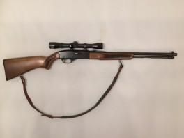 Brugt Winchester 190 .22lr Halvautomat-20