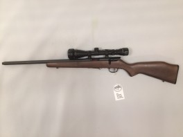 Ny Savage 93 .17 HMR LINKS m/kikkert og lyddæmper-20